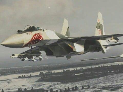 Andrei Markov, Main Character Boss Fight, Ace Combat Assault Horizon, shoot down Markov and stop the Trinity missile drom detonating.