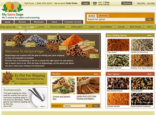 Spicing Up Your Online Shopping Experience