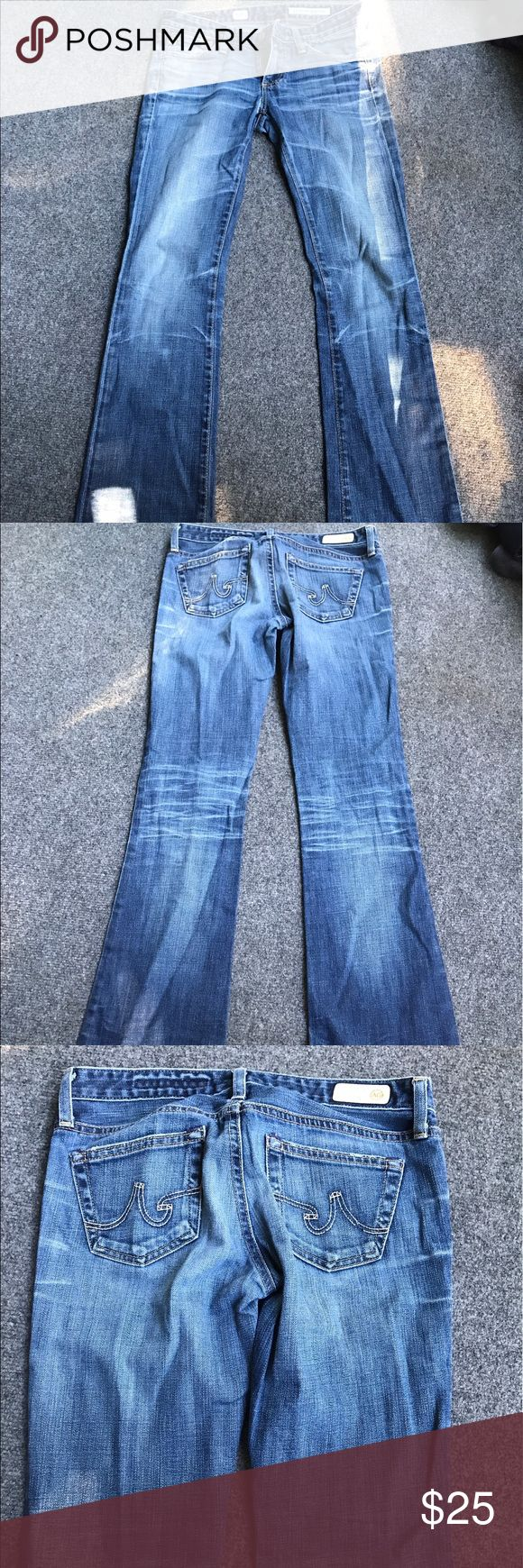 Size 25 Adriano Goldschmied Bootcut Jeans 25 AG Adriano Goldschmied Jeans Boot Cut