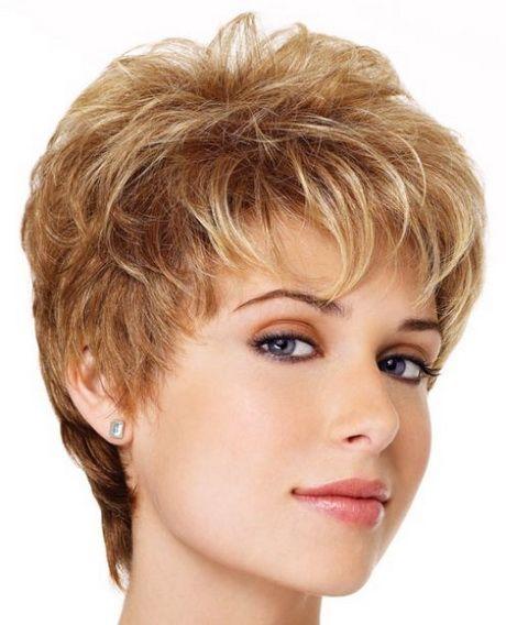 Damskie fryzury na krótkie włosy