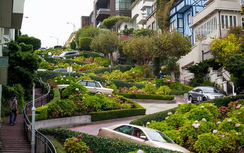 Russian Hill, San Francisco Guide