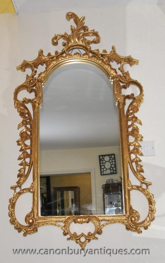 17 best images about antique mirrors on pinterest art for Church style mirrors