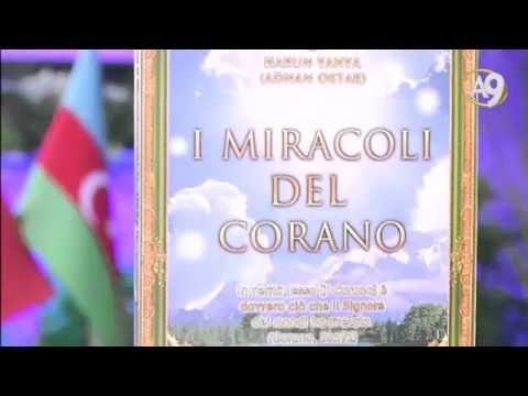 Adnan Oktar'ın İtalyanca Kuran Mucizesi kitabı basıldı.