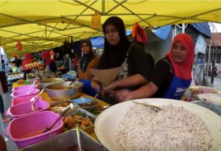 Berburu Kuliner Ramadhan ke Negeri Jiran