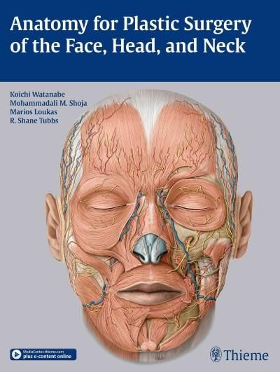 Anatomy for Plastic Surgery of the Face, Head, and Neck details the complex regional anatomy of the face, head and neck, providing plastic surgery and otolaryngology residents with a solid anatomical