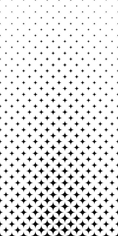 100 black and white pattern backgrounds - vector background collection (EPS + JPG)