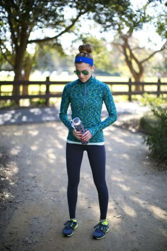 Great running outfit