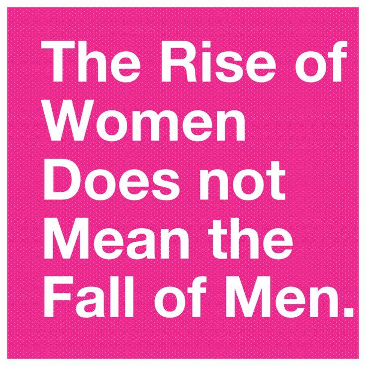In honor of International Women's Day.
