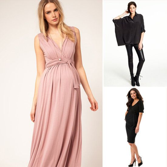 Best evening maternity dresses