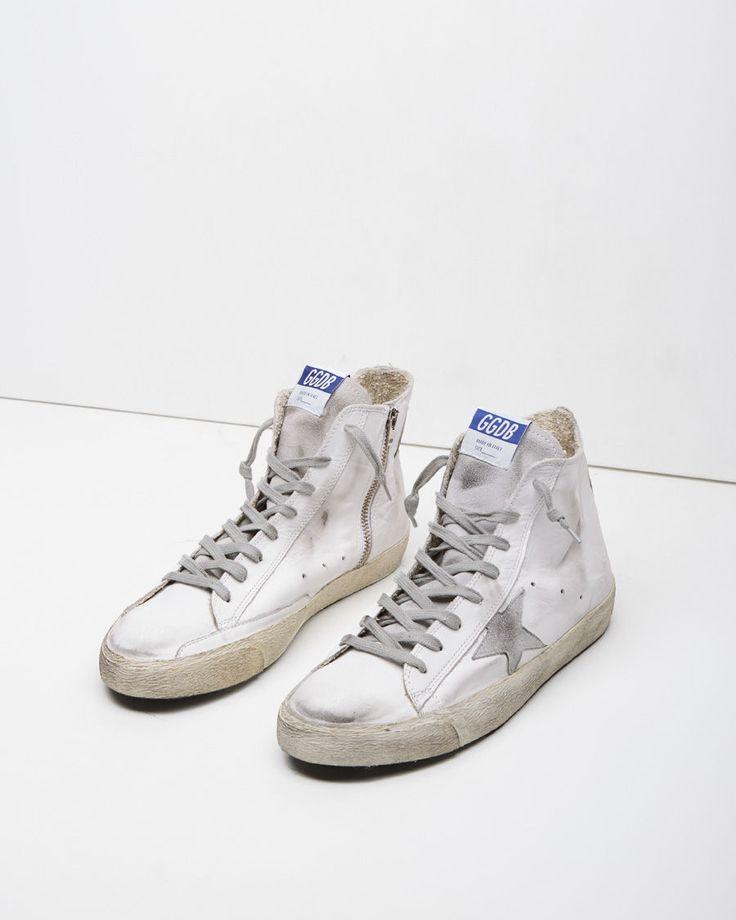 Rugissement Patchwork En Denim Top Sneakers Bleu - Hi- 3Iqob