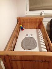 Die Schlafstätte unserer kleinen Maus