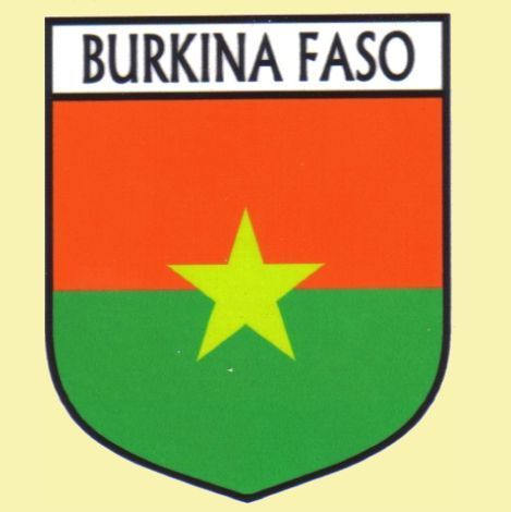 For Everything Genealogy - Burkina Faso Flag Country Flag Burkina Faso Decals Stickers Set of 3, $15.00 (http://www.foreverythinggenealogy.com.au/burkina-faso-flag-country-flag-burkina-faso-decals-stickers-set-of-3/)