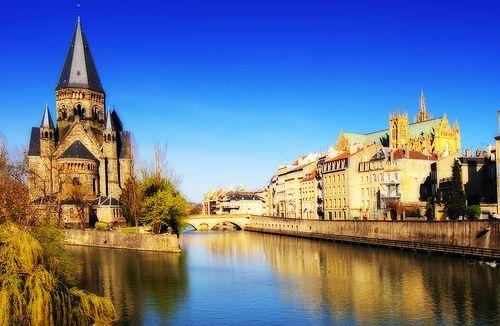 Metz, France : Metz Lorraine, France Mi, France Check, Beautiful Places, Places I D, France W, Lorraine France, Places, Metz France