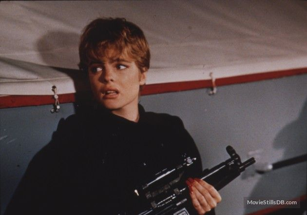Under Siege - Publicity still of Erika Eleniak