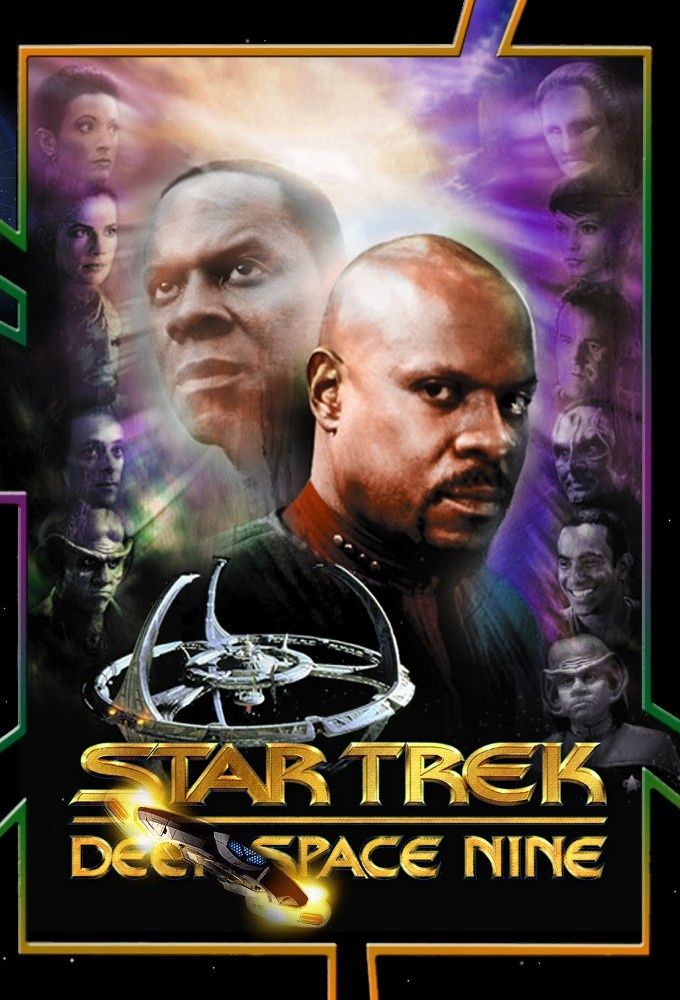 DEEP SPACE NINE: the best TREK.