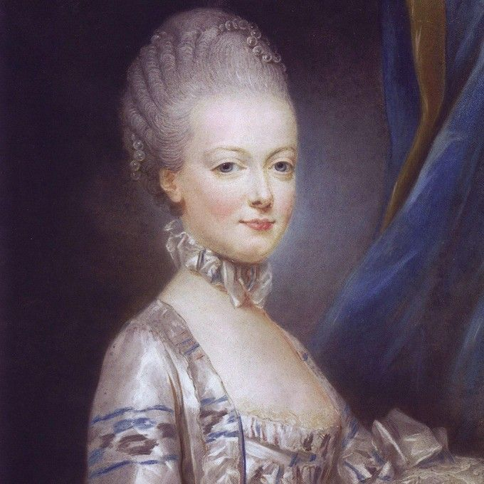 Pourquoi le monde entier raffole de Marie-Antoinette - Edition du soir Ouest France - 16/11/2016 Pastel de Marie-Antoinette réalisé par Joseph Ducreux en 1769 à l'intention du Dauphin afin qu'il puisse faire connaissance de sa future épouse. (Illustration : Wikimédia)