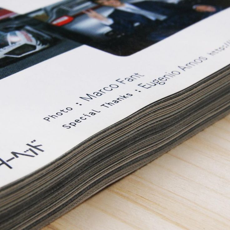 #photo #publication on #motorheadmagazine #japan