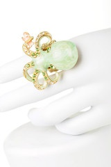 Baby Octopus Fashion Ring - Modeets.com