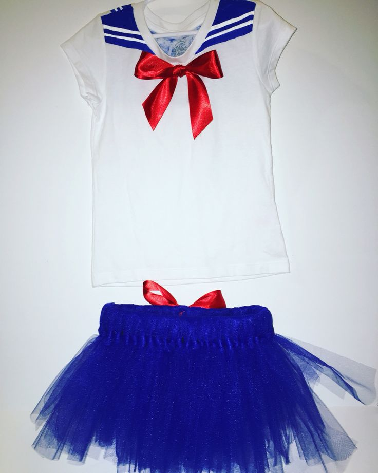 Sailor Moon Inspired toddler costume, made by Creations_By_Jackie   Find me on Facebook, Instagram & Etsy!