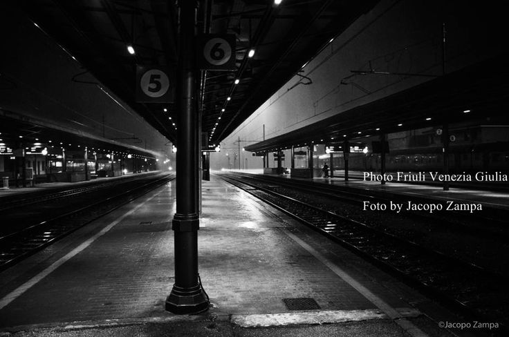 Stazione di Udine - by Jacopo Zampa   Friuli Venezia Giulia Photo Selection