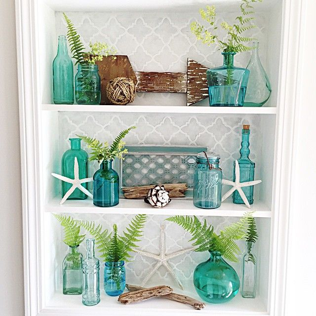 Beach Themed Decor: Best 25+ Aqua Decor Ideas On Pinterest