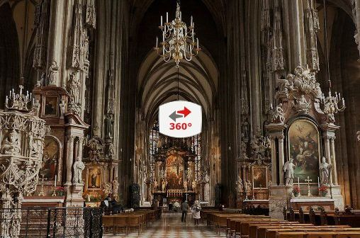 St. Stephen's Cathedral - VIENNA – NOW OR NEVER