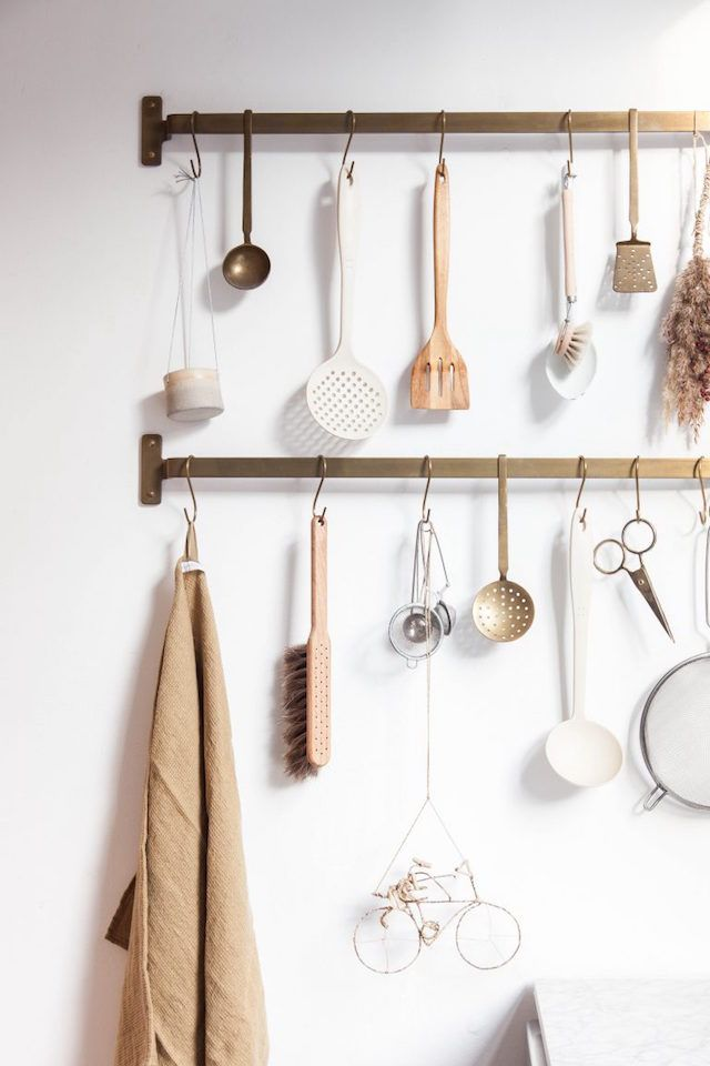 11 Super-Smart Ways to Organize All Those Cooking Utensils — Organizing Tips from Kitchn