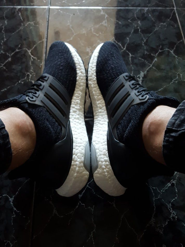 [Pickup] Adidas Ultra Boost 3.0 - nothing major but they are the most expensive sneakers I've bought and I'm amazed about how comfy they are
