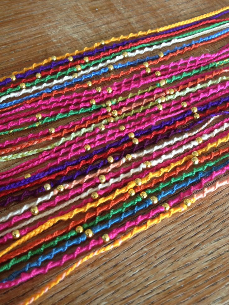 Handmade beaded rakhis for raksha bandhan x