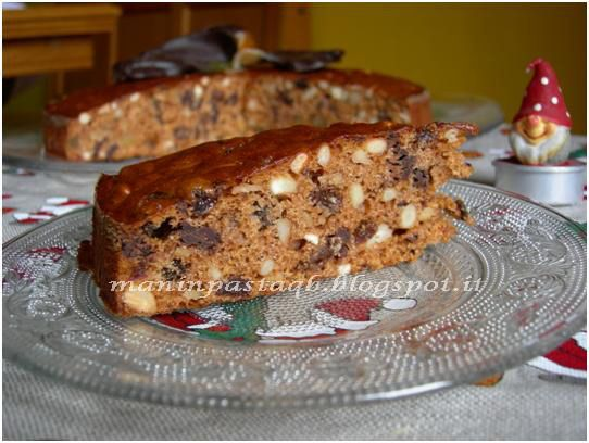 Pan speziale o certosino  http://maninpastaqb.blogspot.it/2013/12/pan-speziale-o-certosino.html
