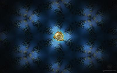 vinayaka-kaleidoscope - Digital Art by Tarun Kumar in Paintings at touchtalent 65922