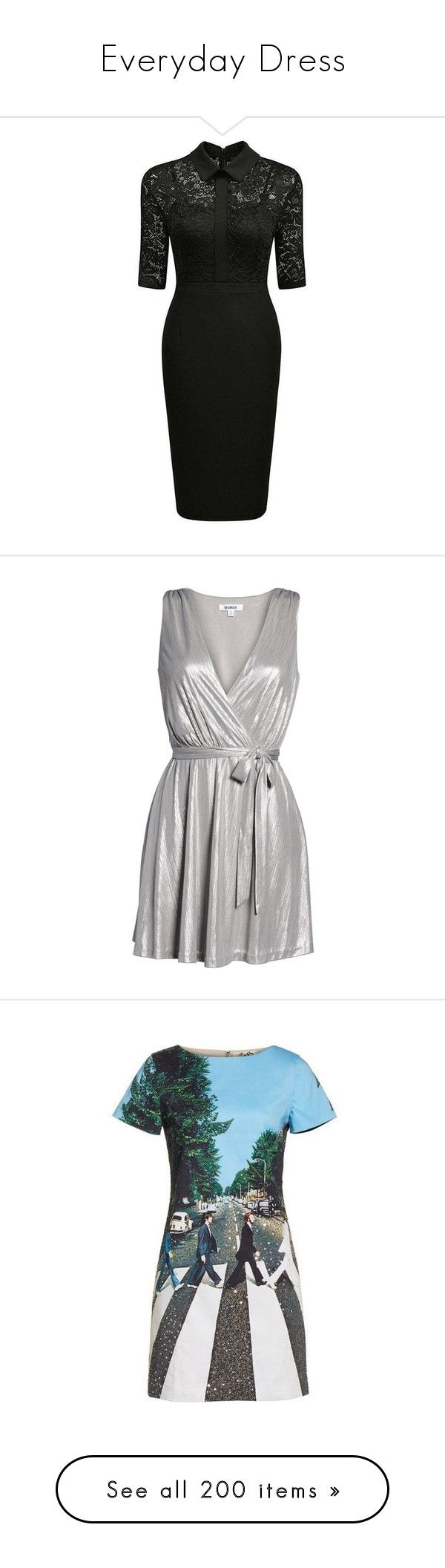 """""""Everyday Dress"""" by divaangelique ❤ liked on Polyvore featuring dresses, body conscious dress, bodycon dress, body con dress, bodycon cocktail dresses, short dresses, silver, silver dresses, retro cocktail dresses and white retro dress"""