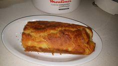 Plumcake salato tonno e carciofini con il Cuisine Companion Moulinex - CuCo