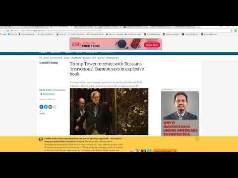 Book claims treason and nastiness in Trump White House, but consider the...