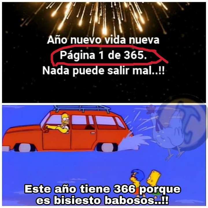 Pin De Klaxosaur Princess En Memes En 2020 Humor En Espanol Ano Nuevo Vida Nueva Ano Bisiesto