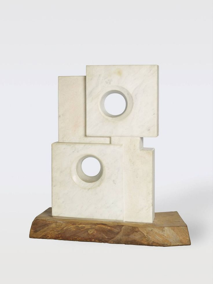 Marble with colour (Crete) , Barbara Hepworth, 1964 | Museum Boijmans Van Beuningen