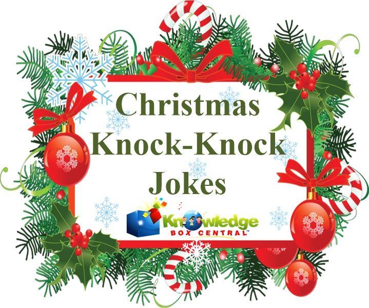Christmas laughs, anyone?  Have fun with these timeless Christmas knock-knock jokes.  This is a FREE product provided to you from Knowledge Box Central.