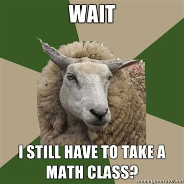 """Sociology Student Sheep"": Humor for Sociologists and Those Who Love Them (click thru for analysis)"
