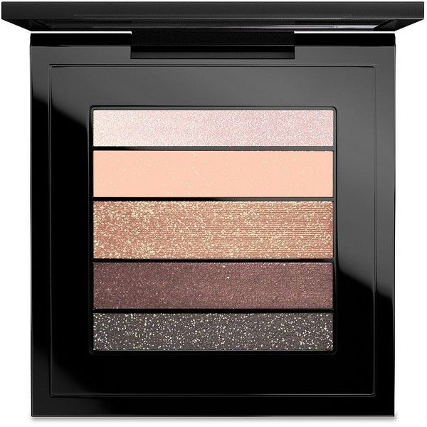MAC Veluxe Pearlfusion Shadow ($32) ❤ liked on Polyvore featuring beauty products, makeup, eye makeup, eyeshadow, apparel & accessories, mac cosmetics, mac cosmetics eyeshadow, palette eyeshadow and creamy eyeshadow