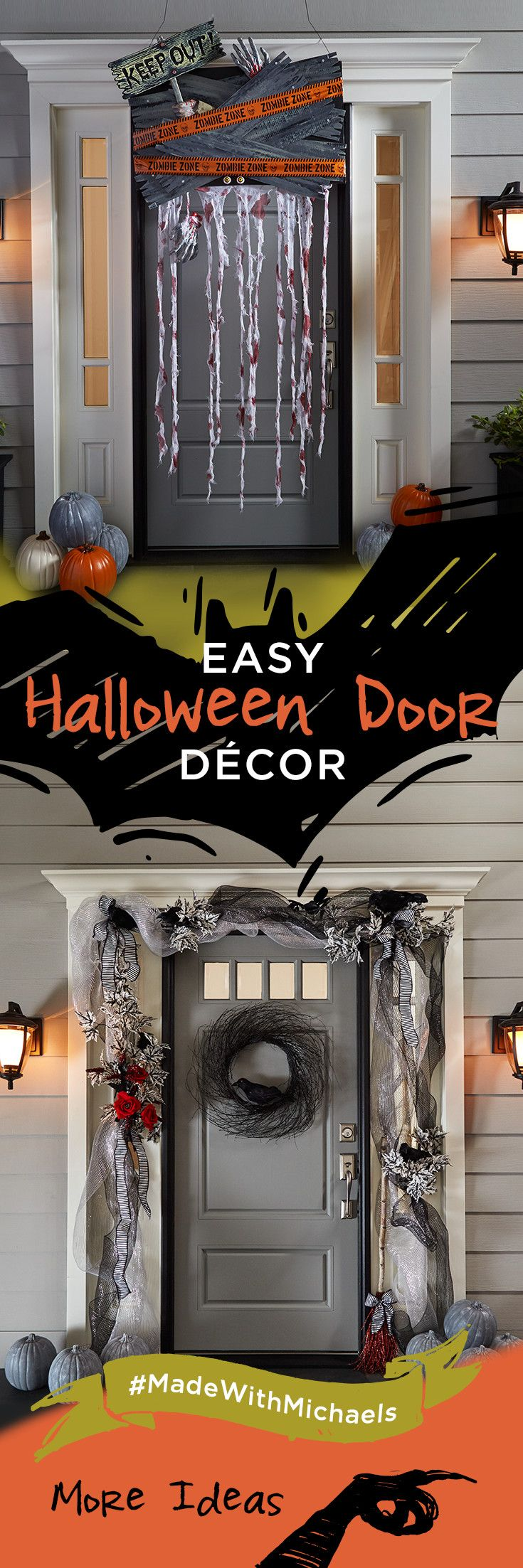 photos of how to decorate your office door for halloween - How To Decorate Your Office Door For Christmas