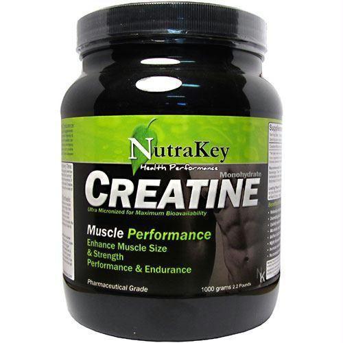 Nutrakey Creatine Monohydrate - 6150002