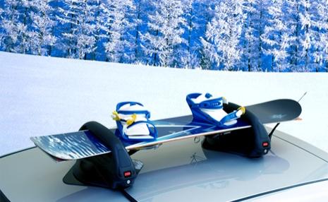 Aconcagua, portaesquís magnético con un 15% de descuento, accesorio que pueden compartir esquiadores y surferos http://www.doferta.com/portaesquis-magneticos-aconcagua.html