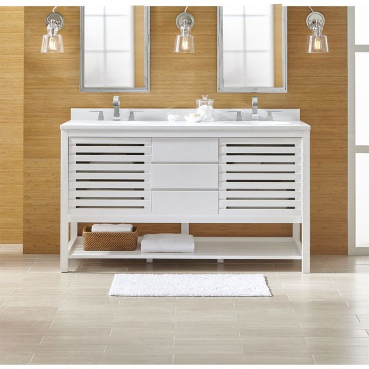 Top 25 Ideas About Double Vanity On Pinterest Double Sinks Bathroom Double Vanity And Double