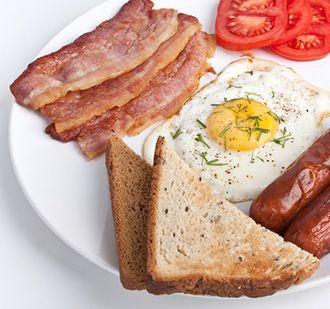 Champion Breakfast