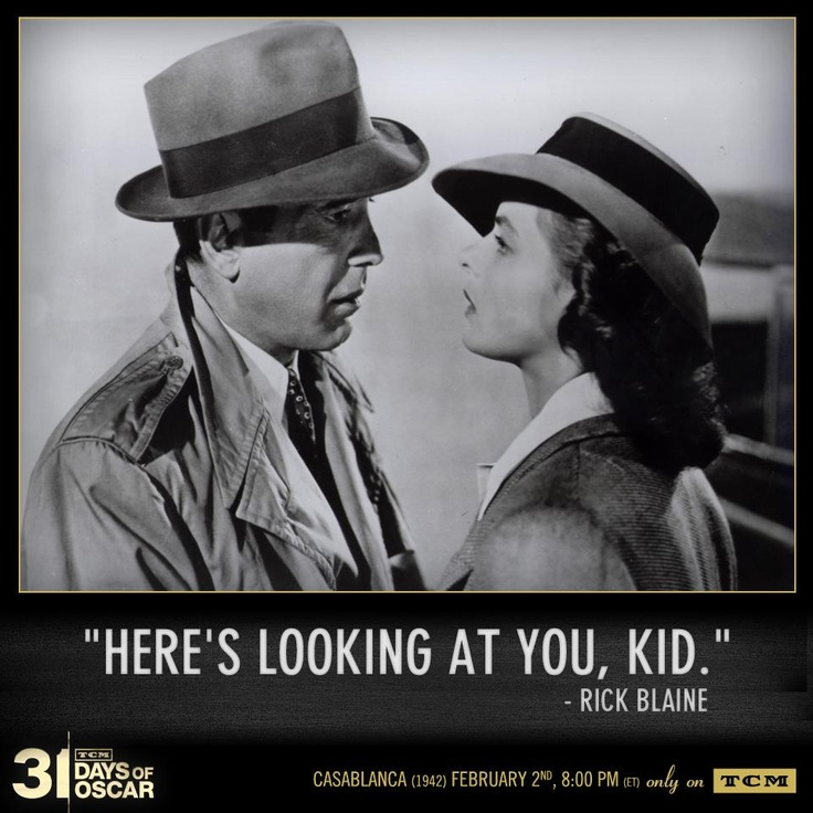 A description of casablanca as one of the worlds best movies