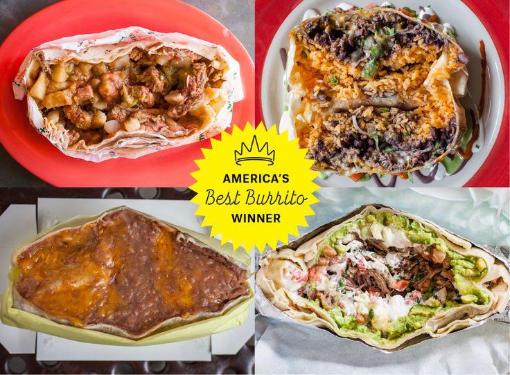 FiveThirtyEight picks America's Best Burritos