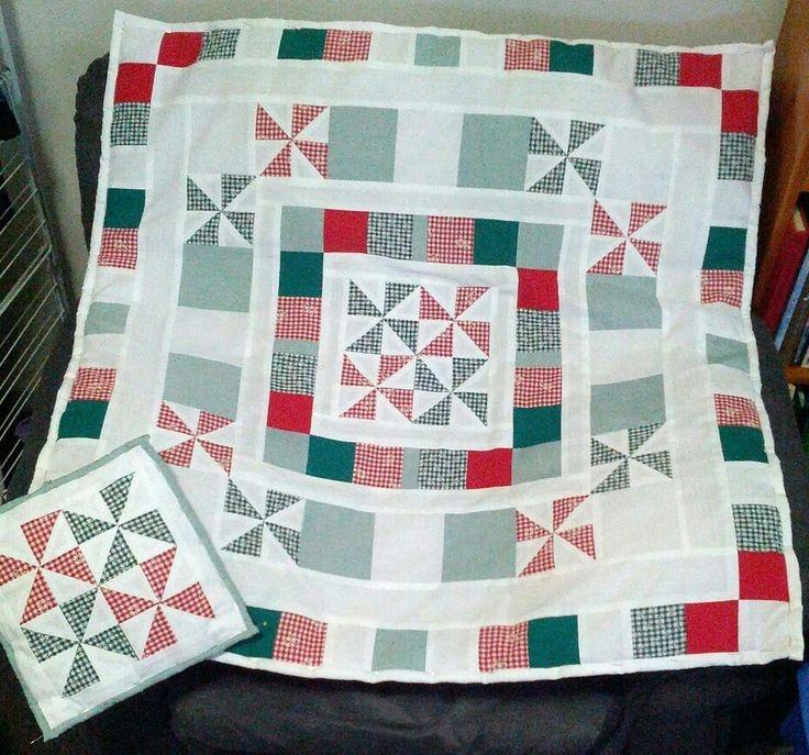 Another quilt design that can be purchased through Nanna's Touch ...... see facebook