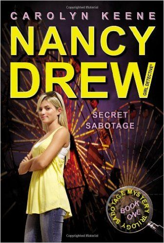 What age are nancy drew books for
