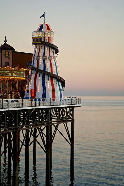 Wow we really like this photo of Brighton #England via Massimo Usai on Flickr