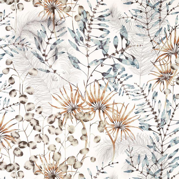 Products   Harlequin - Designer Fabrics and Wallpapers   Postelia (HANZ120595)   Anthozoa Fabrics